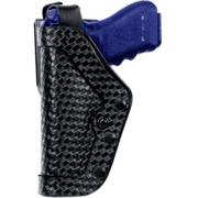 Uncle Mike's Law Enforcement PRO-2 Dual Retention Tactical Duty Holster